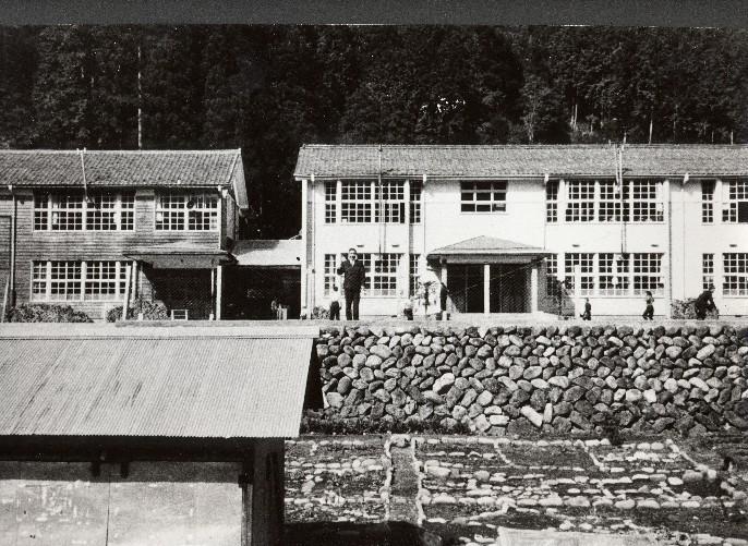 北小学校(現自然の家)