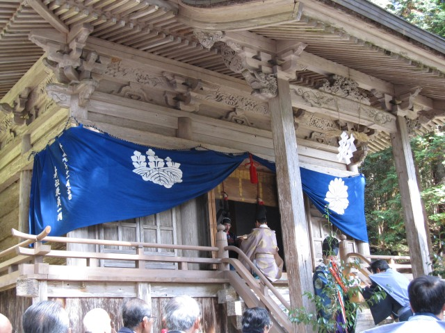 高賀神社秋の大祭