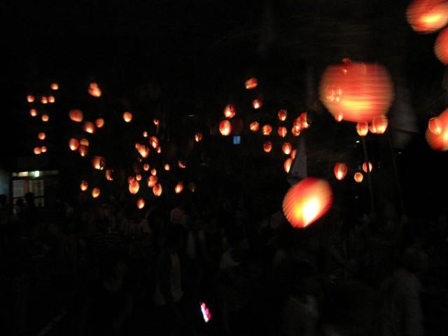 津島神社ちょうちん祭り