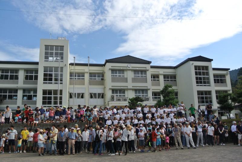 復活! 「一日だけの洞戸村民運動会」開催