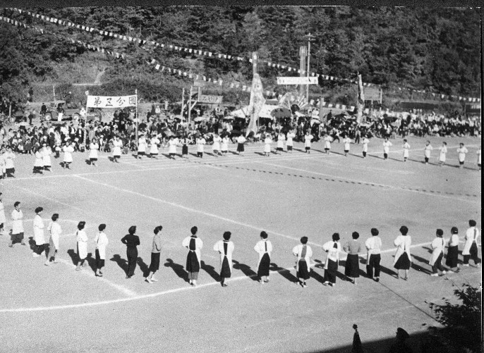 村民運動会