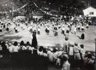 小学校運動会(昭和30年)