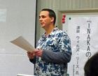 郷土展望講演会「INAKA(田舎)の人生」