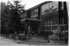 古の盆踊り会場(旧洞戸小学校)