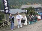 高賀神社 秋祭り